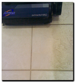 tile and grout cleaning services from Amarillo DryCarpet